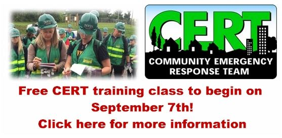 Community Emergency Response Team | Town and Country, MO