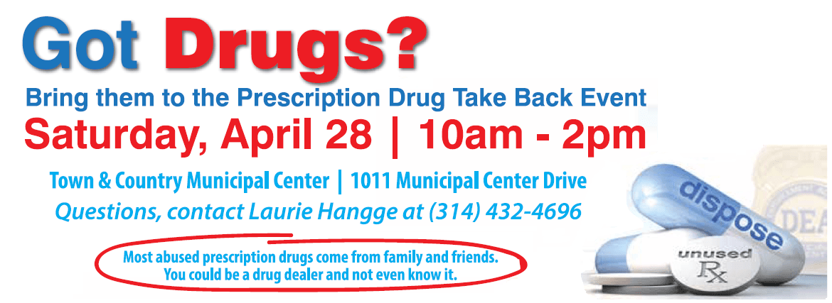 Drug Take Back 2018