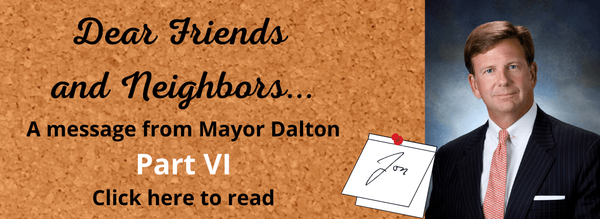 A message from mayor dalton part 6